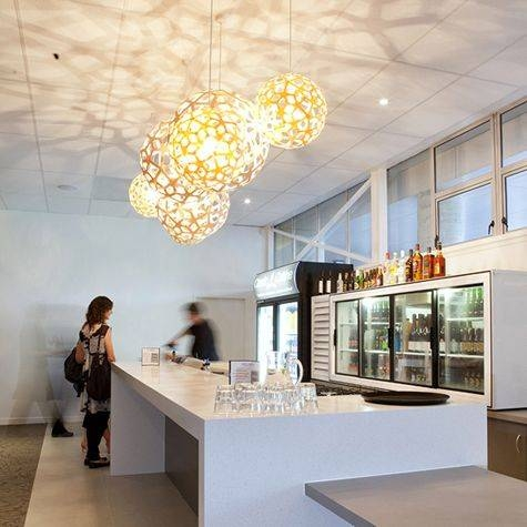 Inspiration about 147 Best Commercial Installations Images On Pinterest | Commercial With Regard To Coral Pendant Lights (#9 of 15)