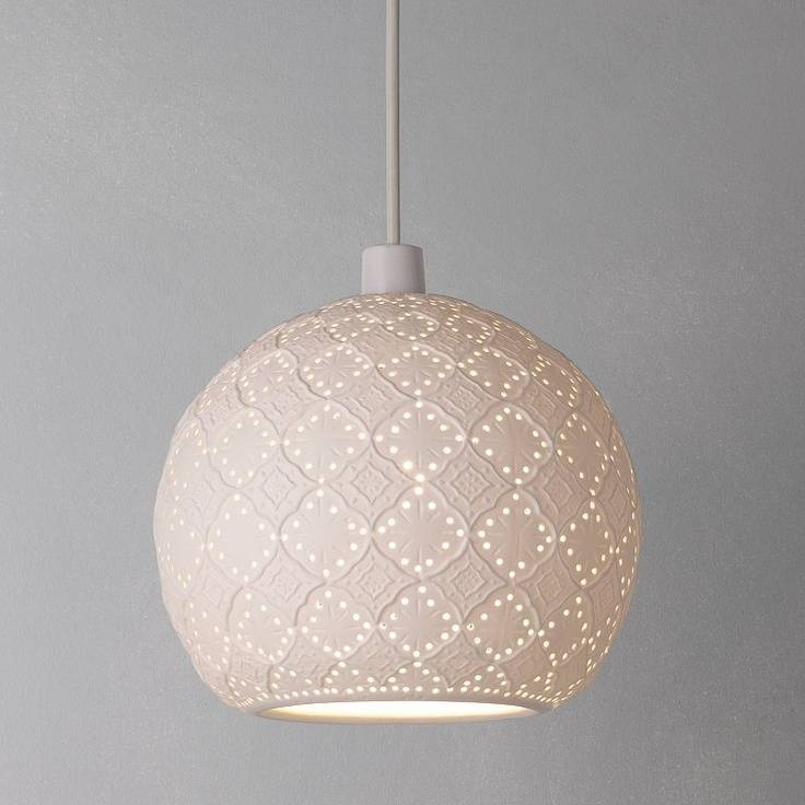 Inspiration about 15 Best Lighting Images On Pinterest | Ceramic Light, Pendant Pertaining To John Lewis Ceiling Lights Shades (#9 of 15)