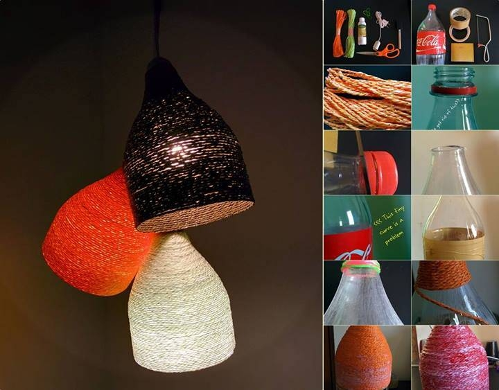 Inspiration about 15 Creative Diy Paper Lanterns Ideas To Brighten Your Home: Part 2 – With Diy Yarn Lights (#9 of 15)