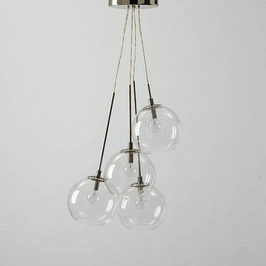 Inspiration about 151 Best Lighting Images On Pinterest | Modern Lighting, Modern Within Cluster Glass Pendant Lights Fixtures (#3 of 15)