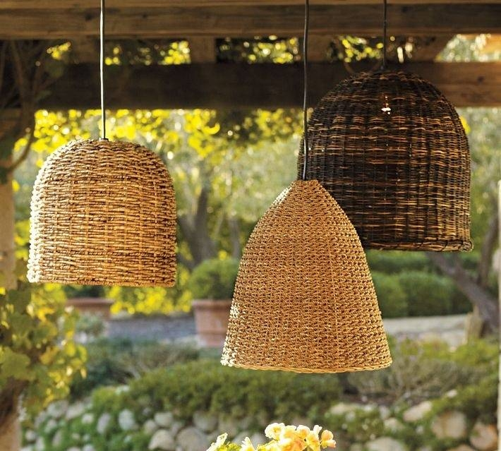 16 Best Lights Images On Pinterest | Pendant Lights, Wicker And Regarding Exterior Pendant Lights Australia (#2 of 15)
