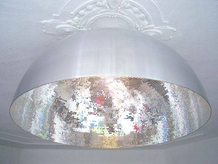 166 Best Lighting Aesthetics Images On Pinterest | Projects, Home Pertaining To Disco Ball Ceiling Lights Fixtures (#1 of 15)