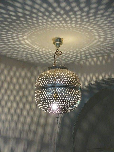 Inspiration about 17 Best Lighting Images On Pinterest | Moroccan Style With Moroccan Style Lights Shades (#13 of 15)