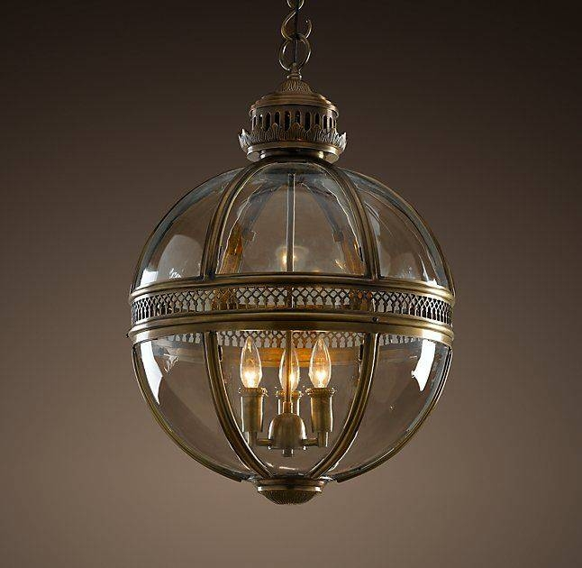 174 Best Lighting Images On Pinterest | Chandeliers, Ceiling With Victorian Pendant Lighting (View 8 of 15)
