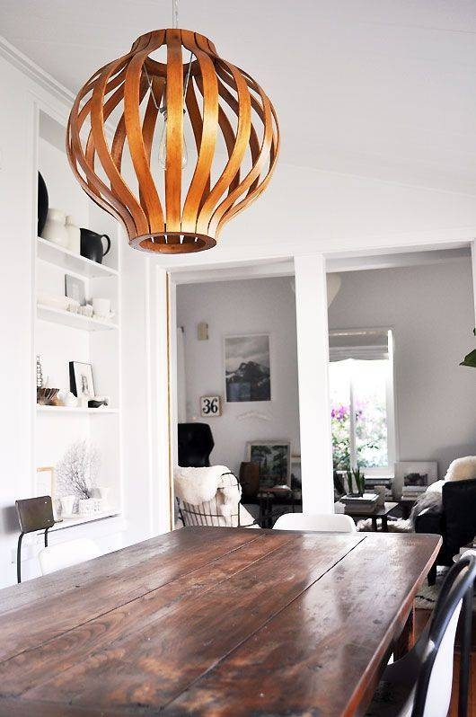 179 Best Light Images On Pinterest | Lighting Design, Pendant With Regard To Bent Wood Pendant Lights (#1 of 15)