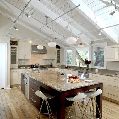 15 best collection of sloped ceiling track lighting 19 best lighting images on pinterest track lighting lighting for sloped ceiling track lighting aloadofball Image collections