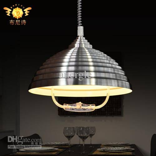 Inspiration about 2017 Mahjong Lamp Lift Lamp Retractable Lamp Pendant Lamp Aluminum With Regard To Retractable Pendant Lights (#3 of 15)