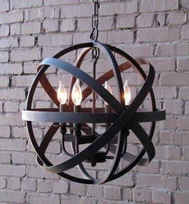 Inspiration about 208 Best Люстры Images On Pinterest | Iron, Haciendas And Lighting Regarding Wrought Iron Light Pendants (#13 of 15)