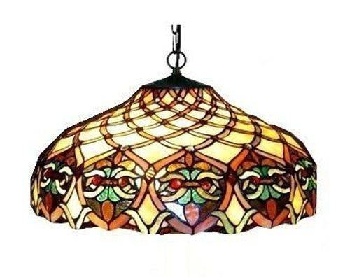 Inspiration about 21 Best Tiffany Lamps Images On Pinterest | Stained Glass, Diy Intended For Diy Stained Glass Pendant Lights (#14 of 15)