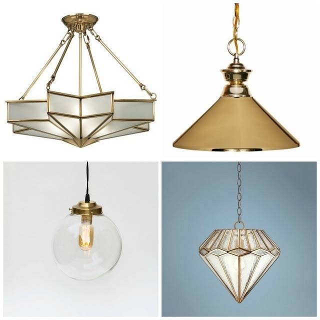 Popular Photo of Lamps Plus Pendant Lights