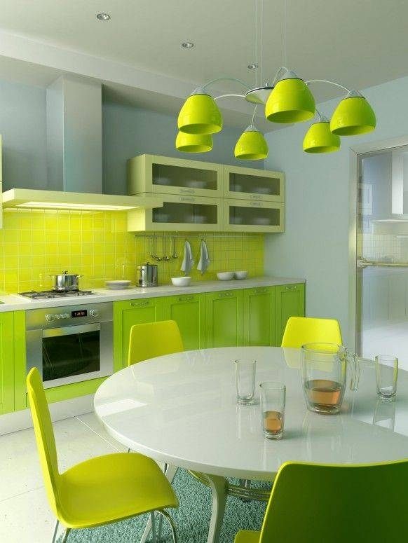 22 Best Green Pendant Lights Images On Pinterest | Pendant Lights Pertaining To Green Kitchen Pendant Lights (#3 of 15)