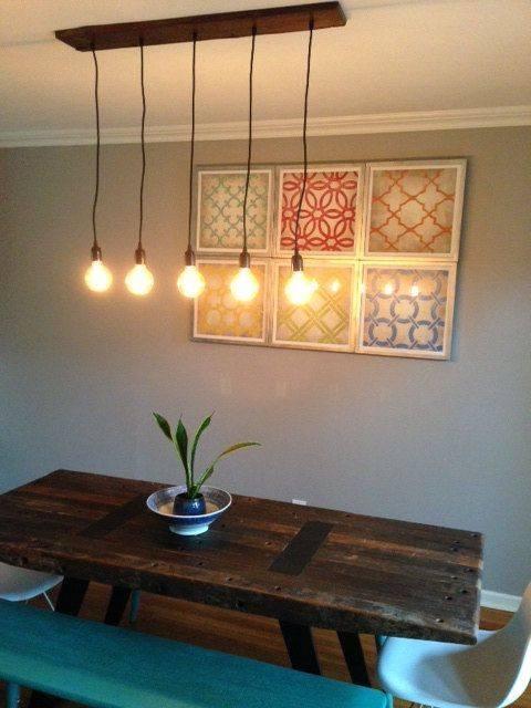 Inspiration about 24 Best Lamps Images On Pinterest | Lighting Ideas, Pendant Lights For Reclaimed Pendant Lighting (#8 of 15)