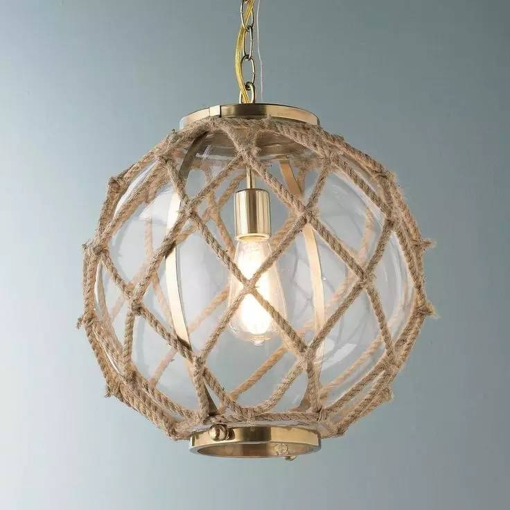 25+ Best Beach Style Pendant Lighting Ideas On Pinterest | Coastal With Regard To Beachy Pendant Lights (#3 of 15)