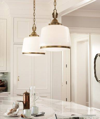 Inspiration about 25+ Best Kitchen Pendant Lighting Ideas On Pinterest | Kitchen Pertaining To Large Schoolhouse Pendant Lights (#4 of 15)