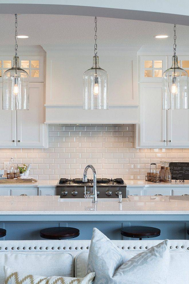 25+ Best Kitchen Pendant Lighting Ideas On Pinterest | Kitchen With Extra Long Pendant Lights (#4 of 15)
