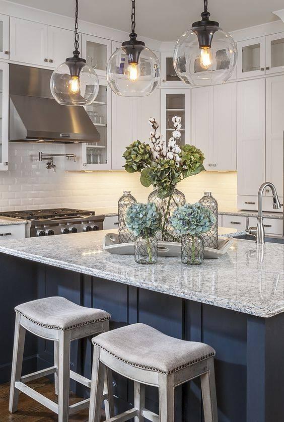 25+ Best Kitchen Pendant Lighting Ideas On Pinterest | Kitchen Within Blue Kitchen Pendant Lights (#2 of 15)