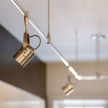 25+ Best Track Lighting Ideas On Pinterest | Pendant Track Within Elegant Track Lighting (#2 of 15)
