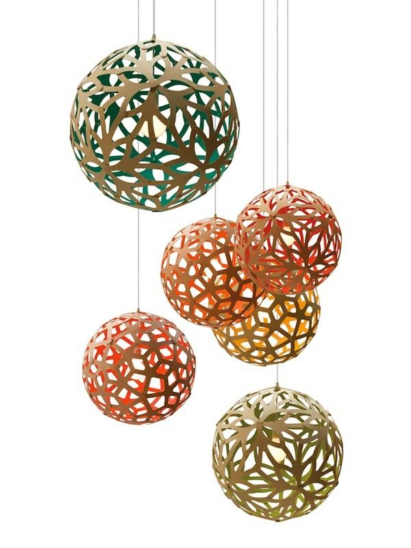 Inspiration about 25% Off David Trubridge Coral 600 Pendant Lamp! | Decor Advisor For Coral Pendant Lights (#7 of 15)