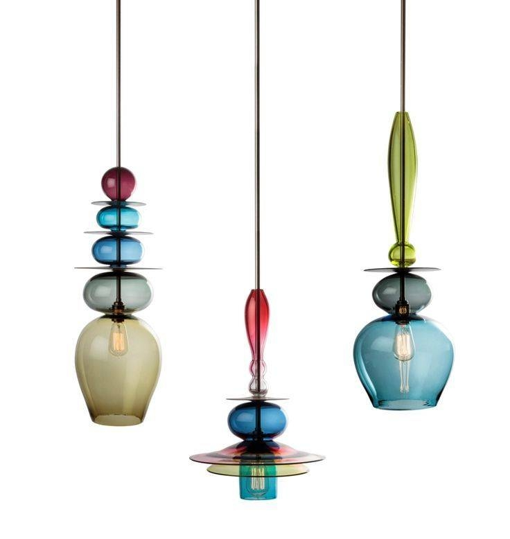 Viewing photos of coloured glass pendants showing 12 of 15 photos inspiration about 257 best lampen design images on pinterest pendant lights inside coloured glass mozeypictures Choice Image
