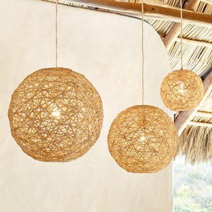 29 Best Lamps We Love Images On Pinterest | Creative Lamps, Crafts Inside Diy Yarn Pendant Lights (#1 of 15)