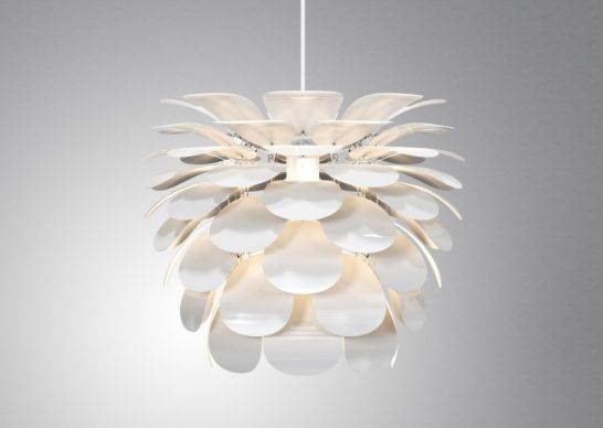 Inspiration about 29 Best Scandinavian Lighting Images On Pinterest | Scandinavian Inside White Flower Pendant Lights (#7 of 15)