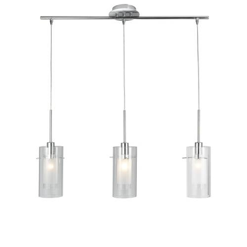 3 Light Pendant Fixture For Light Fixture Parts Led Lighting Regarding 3 Pendant Light Kits (#2 of 15)