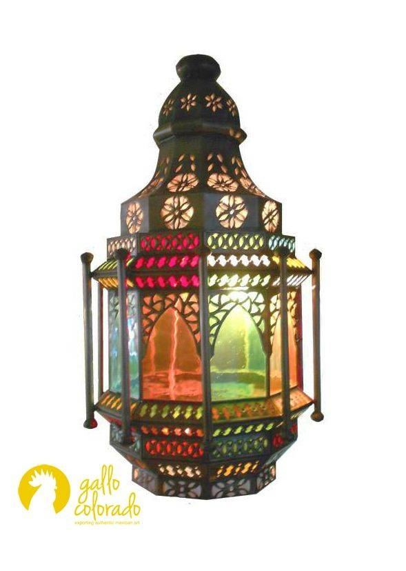 Inspiration about 30 Best Mexican Tin Lanterns Images On Pinterest | Mexicans Regarding Mexican Lights Fixtures (#14 of 15)