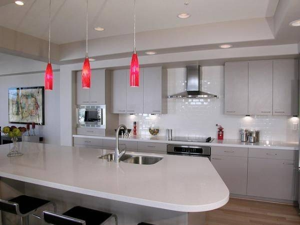 Inspiration about 31 Best Red Pendant Lights Images On Pinterest | Pendant Lights Intended For Red Pendant Lights For Kitchen (#1 of 15)