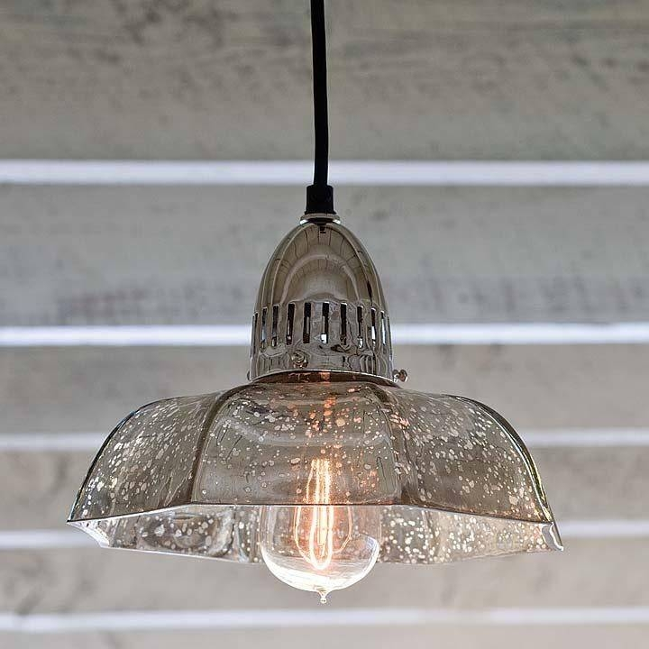 318 Best Mercury Glass Love Images On Pinterest | Mercury Glass With Regard To Mercury Glass Lights Fixtures (#2 of 15)