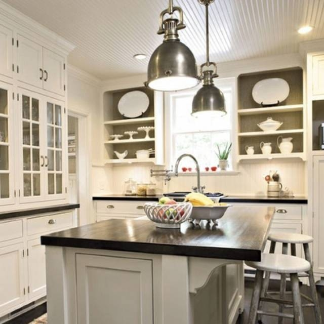 Inspiration about 33 Best Kitchens Pendant Lighting Images On Pinterest | Kitchen Pertaining To Benson Pendant Lights (#11 of 15)