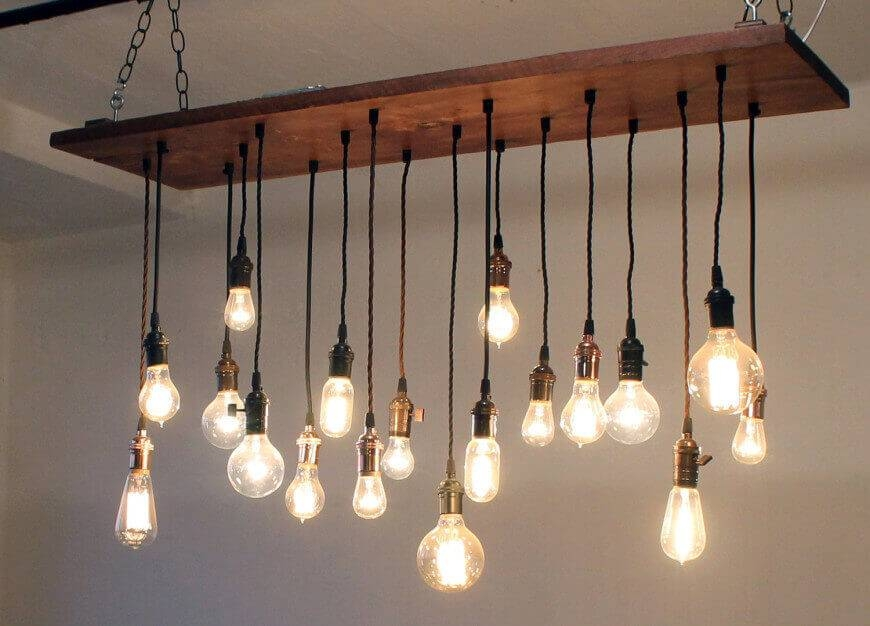 35 Industrial Lighting Ideas For Your Home In Etsy Lighting Pendants (#3 of 15)