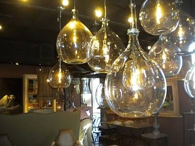 38 Best Lighting Images On Pinterest | Diy, Home And Home Decor Throughout Wine Jug Pendant Lights (View 5 of 15)