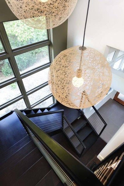 Inspiration about 39 Best Pendant Lighting Images On Pinterest | Architecture Pertaining To Pendant Lights Stairwell (#8 of 15)