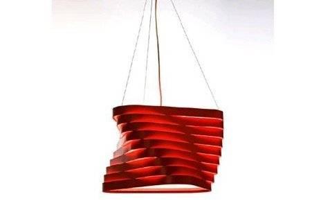 3Pcs Modern Design Beat Light Pendant Lamp Lighting Fixture Abc Pertaining To Modern Red Pendant Lighting (#3 of 15)