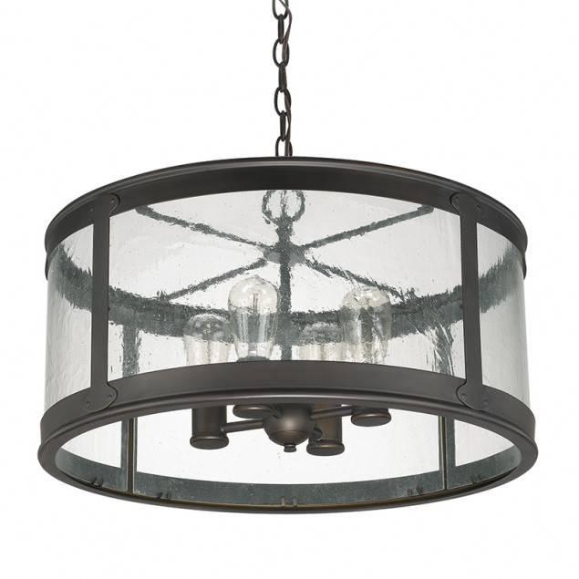 4 Light Outdoor Pendant | Capital Lighting Fixture Company With Regard To Exterior Pendant Light Fixtures (#1 of 15)