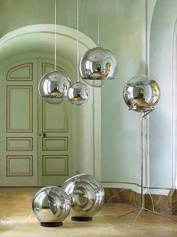 Inspiration about 46 Best Inspiration: Mirror Ball Images On Pinterest | Tom Dixon With Disco Ball Pendant Lights (#14 of 15)