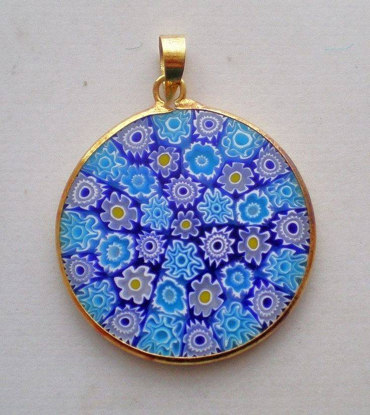 Inspiration about 46 Best Millefiori Murano Glass Images On Pinterest | Murano Glass In Venetian Glass Pendants (#11 of 15)