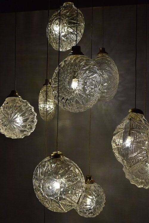 469 Best Lighting Images On Pinterest | Chandeliers, Lighting Intended For Jellyfish Pendant Lights (#1 of 15)