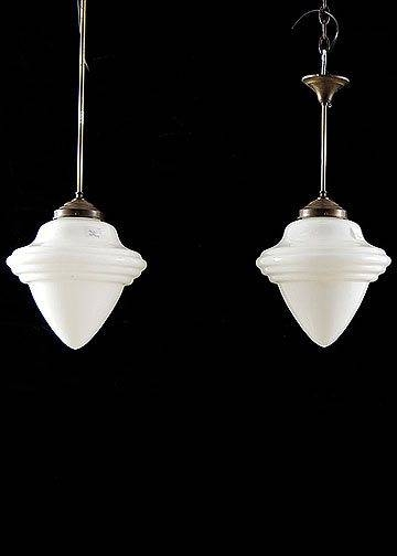 47 Best Vintage Light Fixtures Images On Pinterest | Art Deco Art Throughout Milk Glass Lights Fixtures (View 12 of 15)