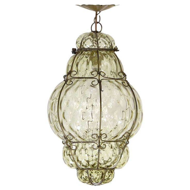 49 Best Seguso Vintage Lighting Images On Pinterest | Vintage For Murano Pendant Lights (View 2 of 15)
