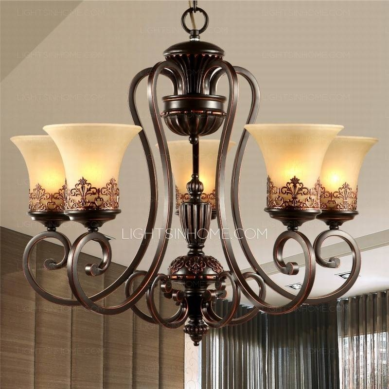 15 Best Collection Of Wrought Iron Pendant Lights For Kitchen
