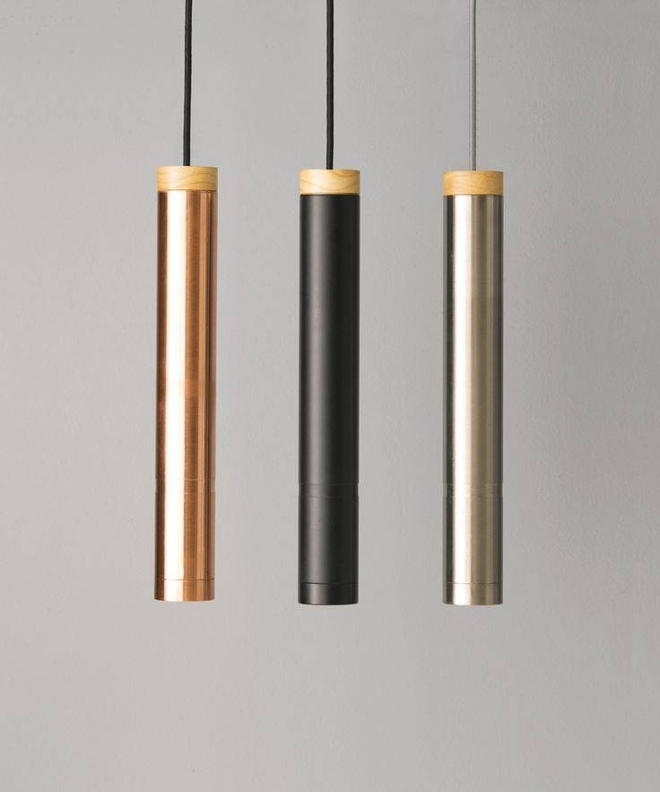 Inspiration about 561 Best Lighting Images On Pinterest | Light Design, Pendant Throughout Tubular Pendant Lights (#3 of 15)