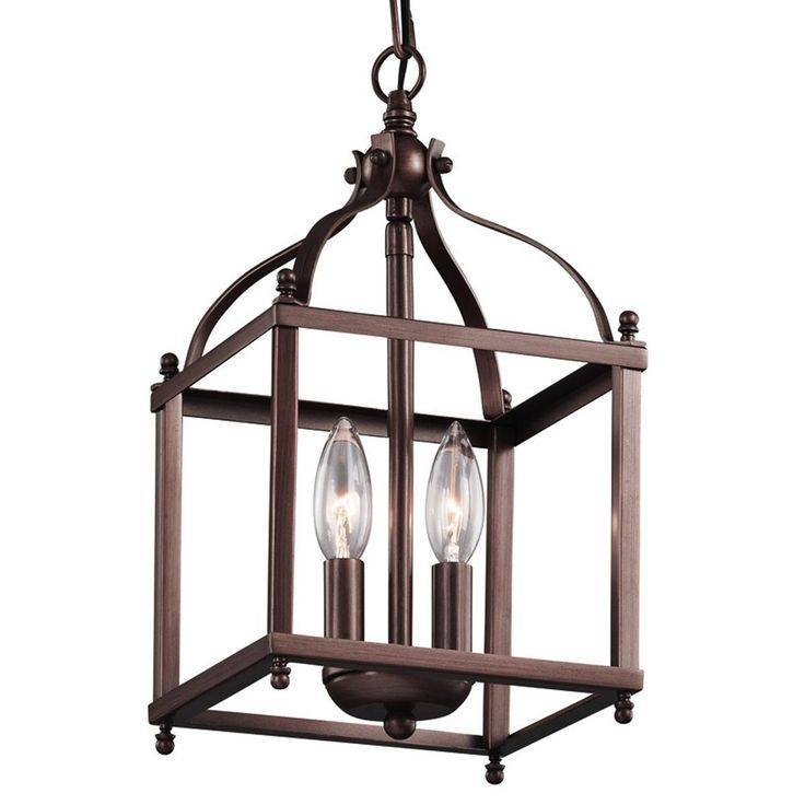 Inspiration about 58 Best Building With Hhhunt Images On Pinterest | Home Depot Regarding Mini Lantern Pendant Lights (#10 of 15)