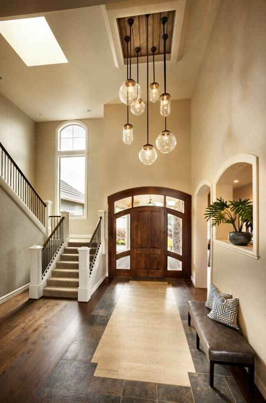 6 Smart Ideas On Where To Use Pendant Lighting | Certified Pertaining To Entryway Pendant Lights (#2 of 15)