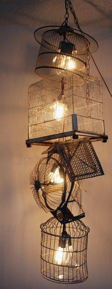 Inspiration about 628 Best Light Images On Pinterest | Lighting Ideas, Lighting Pertaining To Birdcage Lighting Chandeliers (#15 of 15)
