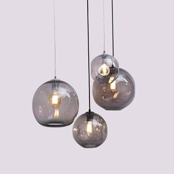 Inspiration about 631 Best Lighting Images On Pinterest | Lighting Design, Lamp Intended For Glass Orb Lights (#4 of 15)