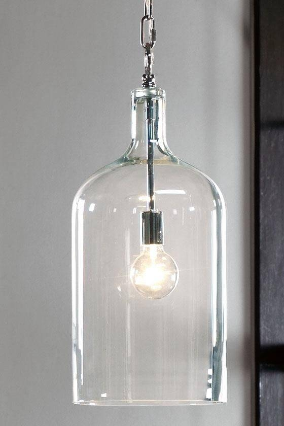 Inspiration about 64 Best Steampunk Glass Bottle Chandeliers & Pendant Lighting For Demijohn Pendant Lights (#12 of 15)