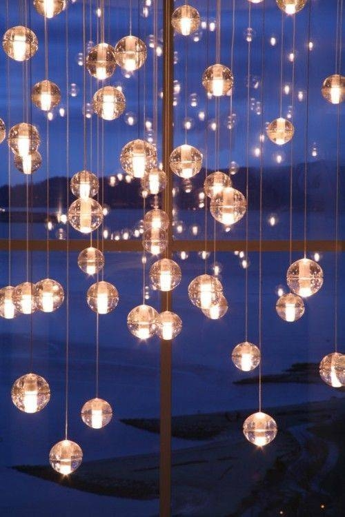Inspiration about 65 Best Lights Images On Pinterest | Marriage, Home And Lights For Battery Operated Hanging Lights (#12 of 15)