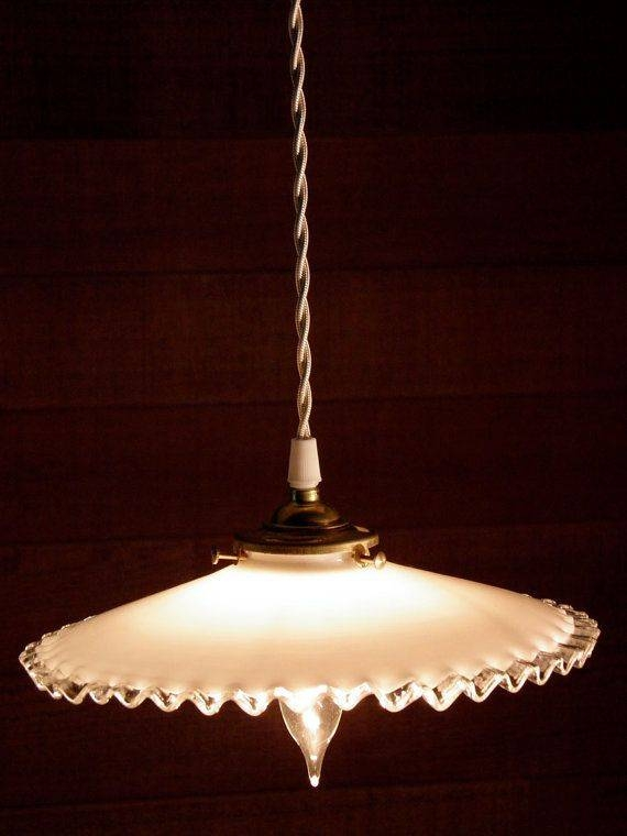 Inspiration about 67 Best Lighting Images On Pinterest   Lighting Ideas, Elk Pertaining To French Glass Pendant Lights (#3 of 15)