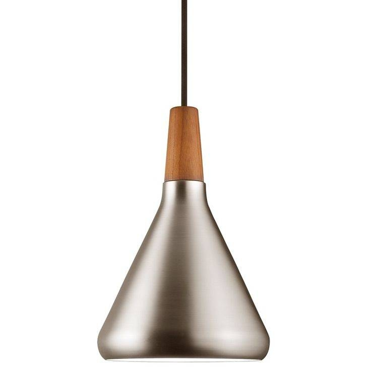 Inspiration about 67 Best Lights Images On Pinterest | Ceilings, Pendant Lights And In Brushed Steel Pendant Lights (#9 of 15)